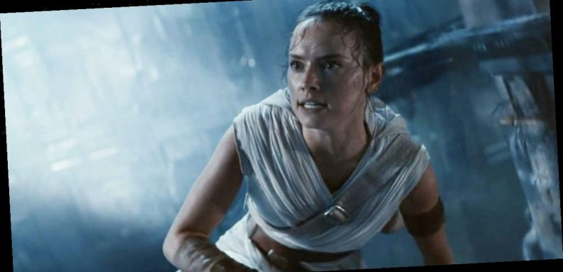 Daisy Ridley says Hollywood directors and film crews have branded her as 'aggressive' and 'intimidating'