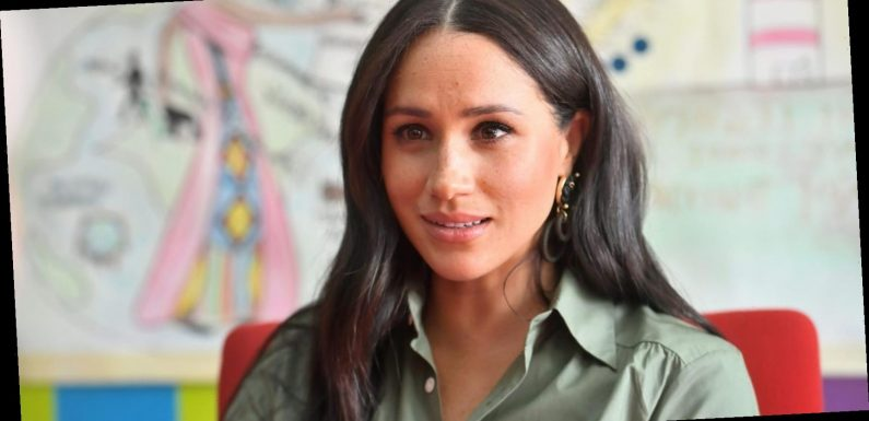 """Meghan Markle's message to the """"quiet heroes"""" of the Covid-19 pandemic"""