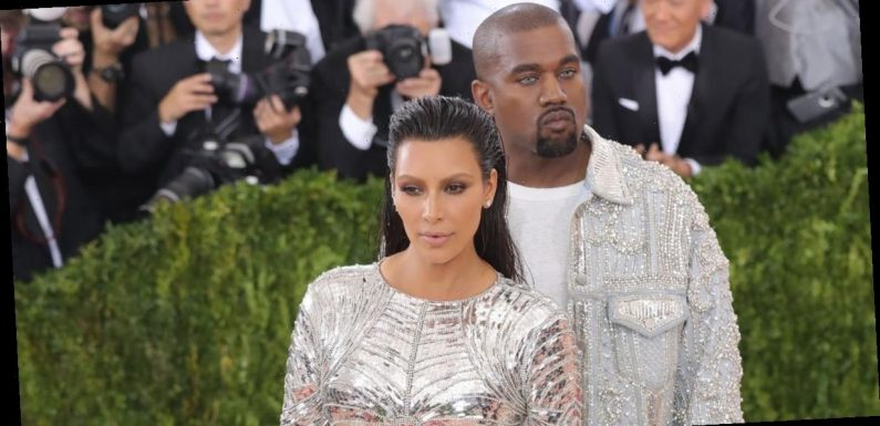 As Kim Kardashian and Kanye West face 'divorce' claims – we take a look back at their most iconic looks