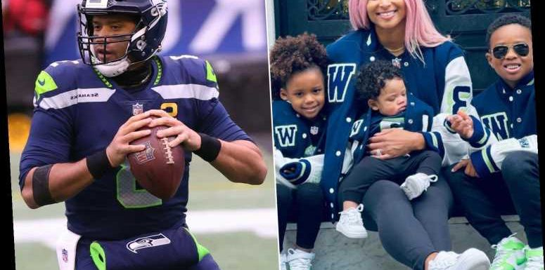 Ciara pens supportive message to Russell Wilson after NFL playoff loss