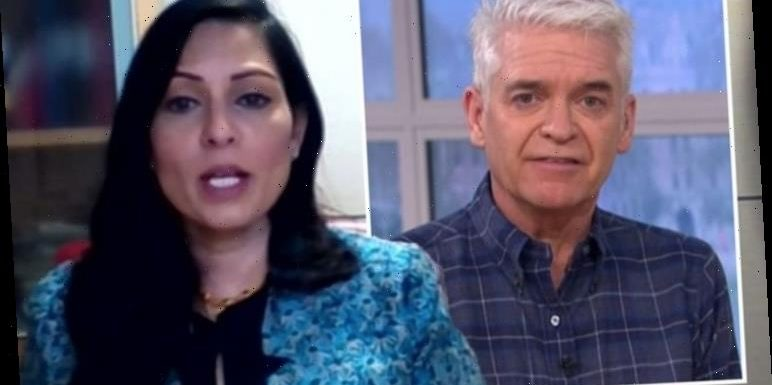 Phillip Schofield demands clarity from Priti Patel over 'confusing' rules:'Annoys people'