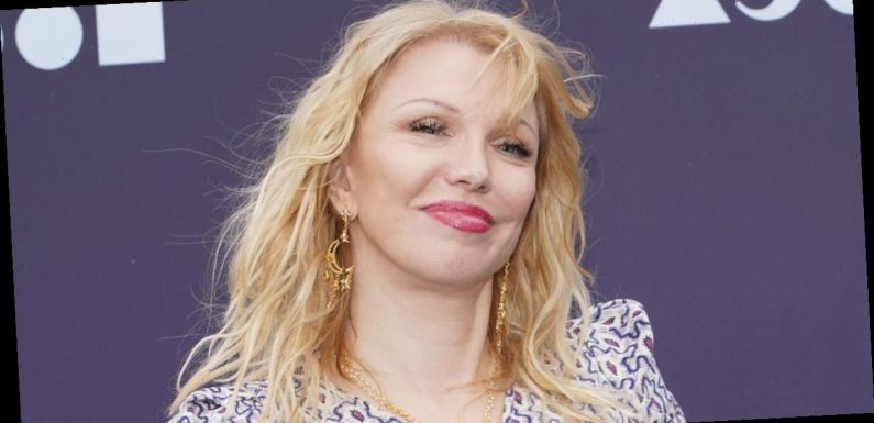 Courtney Love says fling with Steve Coogan is 'one of her great shames in life'