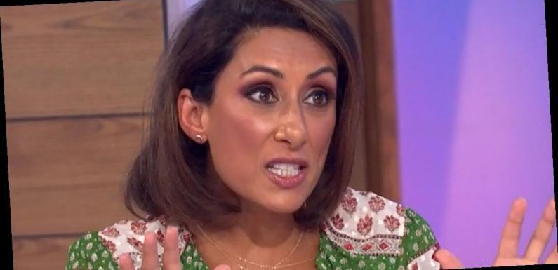 Saira Khan admits she 'tolerated' some of the Loose Women and she won't miss them all