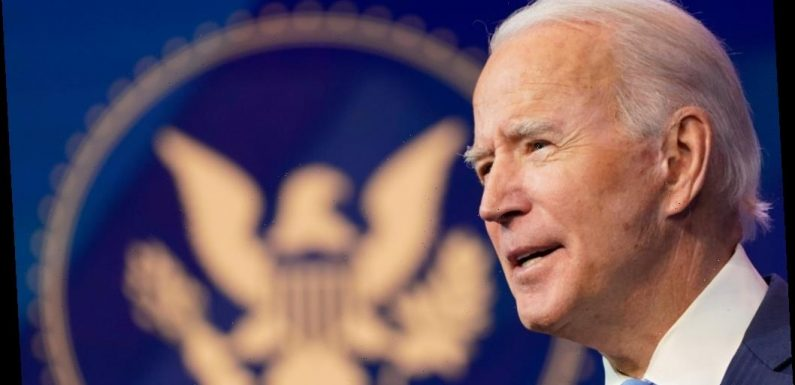 Joe Biden's Inaugural To Feature Nationwide Tribute To Covid-19 Victims