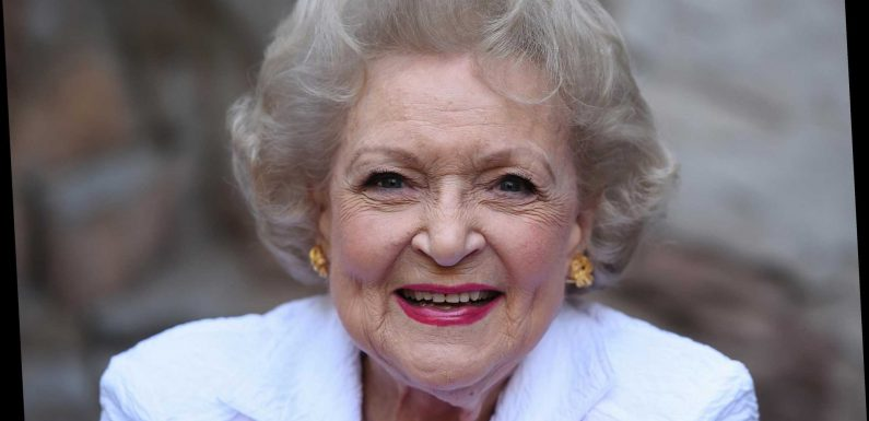 Betty White on what keeps her young as she approaches 99