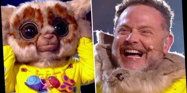 The Masked Singer fans shocked as Bush Baby is revealed to be Cold Feet star John Thomson