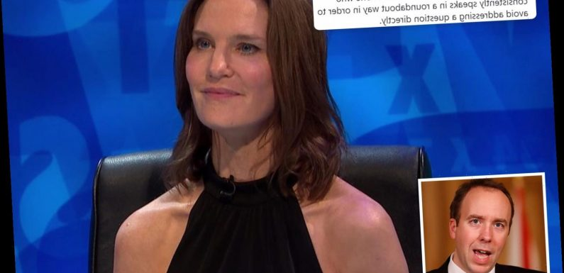 Countdown's Susie Dent leaves fans in stitches with VERY pointed word of the day