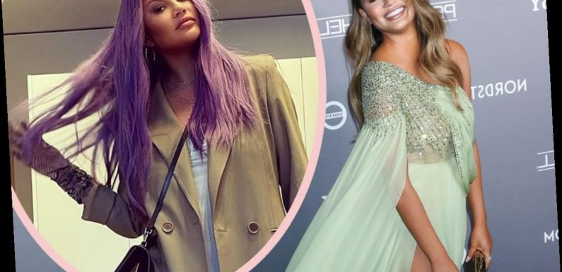 Chrissy Teigen Unveils BOLD New Hairstyle! Yay Or Nay??