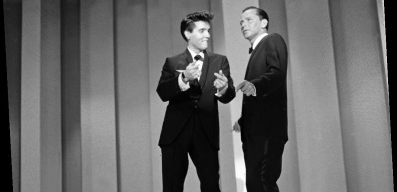 Frank Sinatra Hated Rock and Roll But Still Performed With Elvis Presley