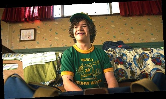 Gaten Matarazzo Shares 'Stranger Things 4' Update: It's 'The Coolest Job On Planet Earth'