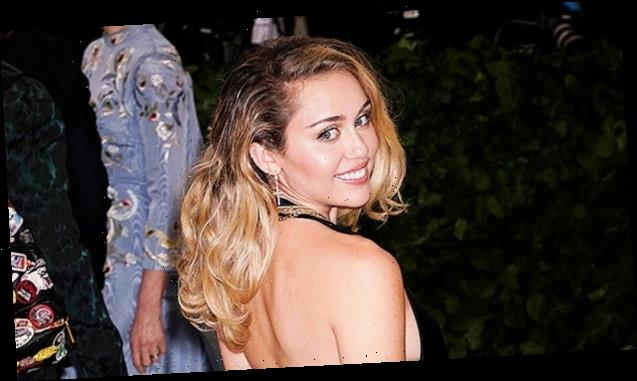 Miley Cyrus Reveals She Was Naked While Recently Climbing The Sign On Top Of Hollywood Roosevelt Hotel