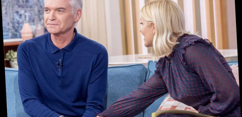 Philip Schofield feared coming out as gay on This Morning would be seen as a 'publicity stunt'