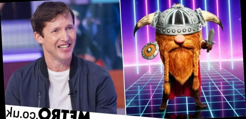 The Masked Singer UK fans are convinced James Blunt is Viking
