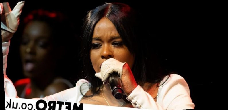 Azealia Banks denies eating her dead cat after disturbing video