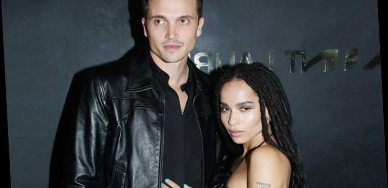 Zoe Kravitz files for divorce after less than two years of marriage