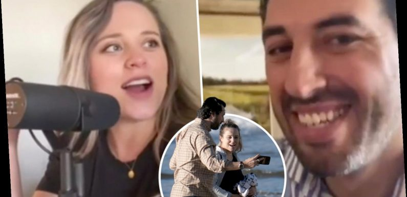 Jinger Duggar and Jeremy Vuolo 'taking break' from podcast to 'focus on marriage' as their 'relationship has suffered'
