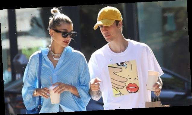 Justin Bieber Proudly Rocks Shorts Like Wife Hailey In New Photos: 'We Like Short Shorts'