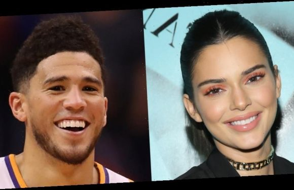Devin Booker Seemingly Confirms He's Still Dating Kendall Jenner with This Comment!