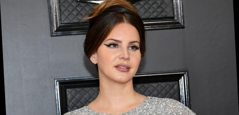 Why Lana Del Rey's New Album Cover Is Causing A Stir