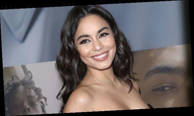 Vanessa Hudgens Removes Her Top With Her Foot For Sexy New 'Flexibility Challenge' — Watch