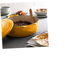 Le Creuset Favorites Are Up to 55% Off At William Sonoma — Yes, Including the Dutch Ovens
