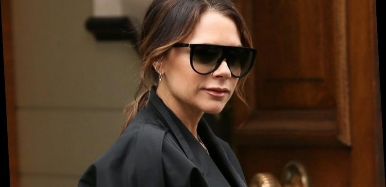 Victoria Beckham Realized Music Wasn't Really Her Passion After Watching Elton John Perform