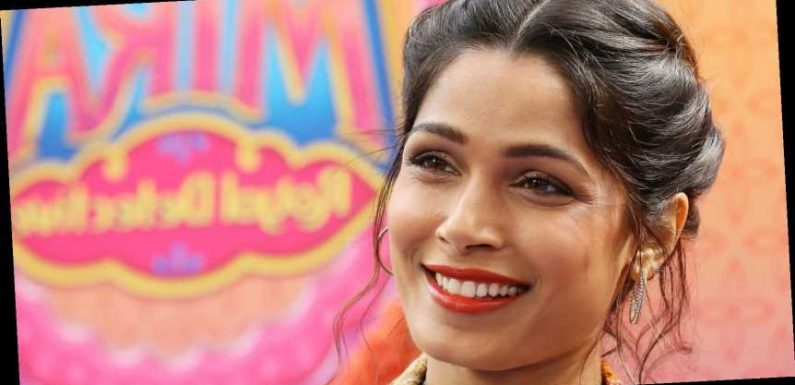 The incredible true story behind Freida Pinto's new spy series