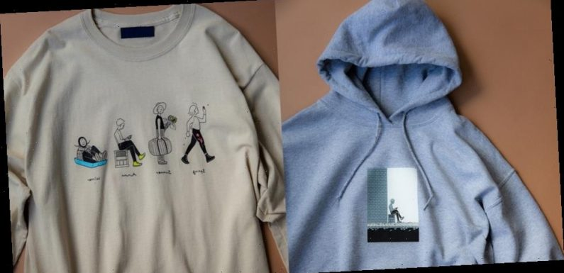 """Ayaki Obata Teams with BEAMS T for """"Spring, Summer, Autumn, Winter"""" Art Show and Apparel Collection Release"""