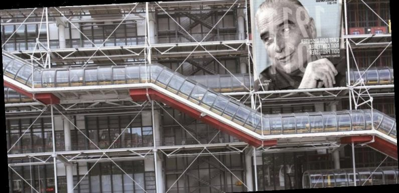Centre Pompidou Will Close for Almost Four Years for Extensive Renovations