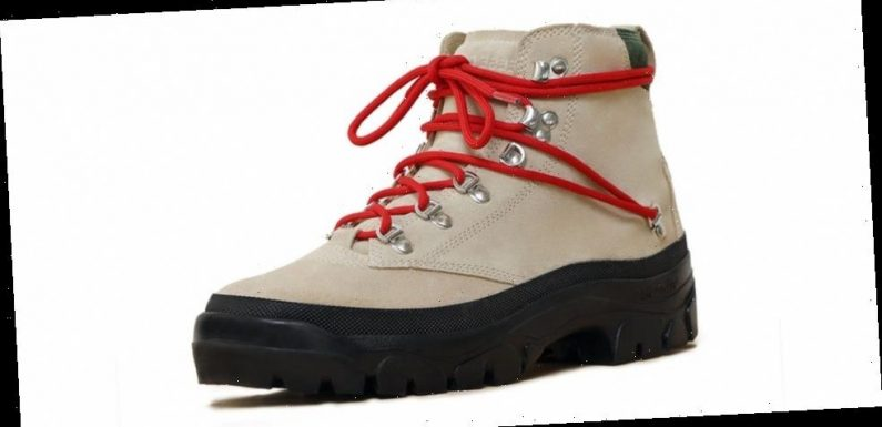 Reese Cooper Laces up Bespoke Hiking Boot for FW21