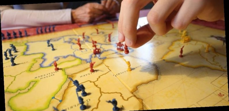 A 'Risk' Board Game TV Series Adaptation Is Currently in the Works