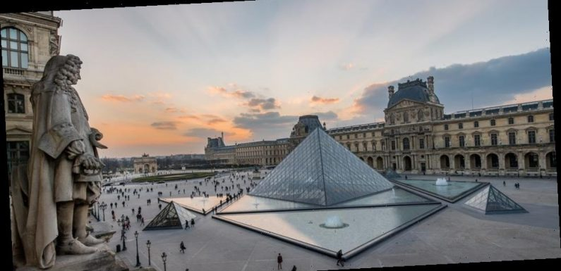 Uniqlo Teases Upcoming Collaboration With the Louvre Museum