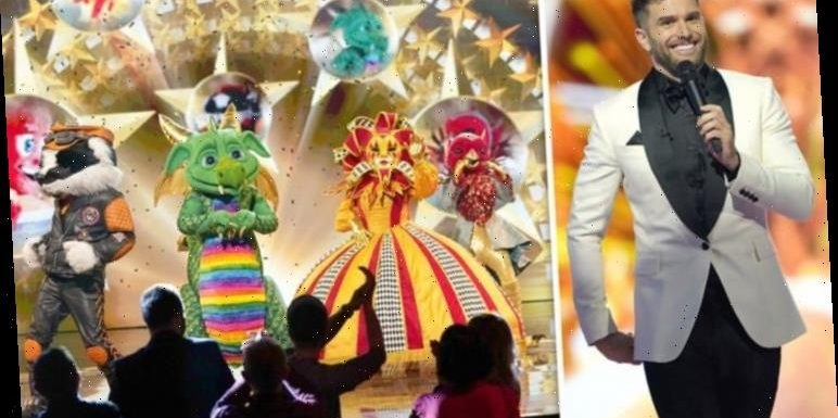 Who is Dragon on The Masked Singer? Who was unmasked tonight? Celebrity exposed