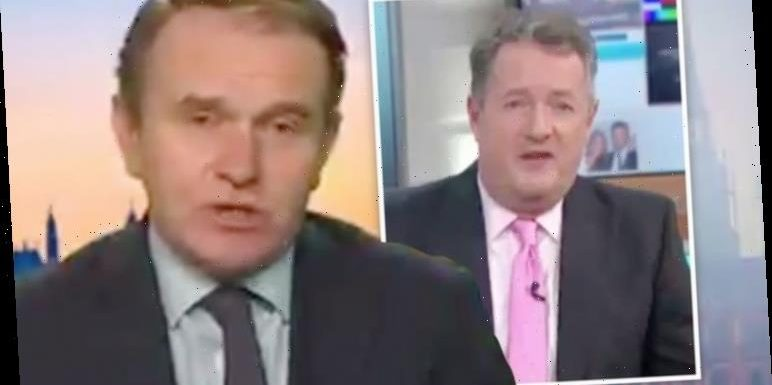 Eustice shamed in scathing Piers Morgan slapdown on border checks 'Has anyone signed up?!'