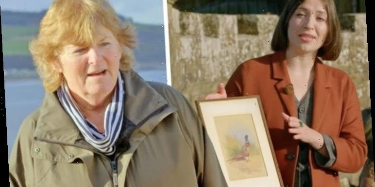Antiques Roadshow guest refuses valuation of heirloom painting 'Not going anywhere!'