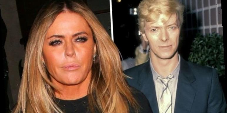 David Bowie 'crushed' Patsy Kensit during film set meeting 'I thought he'd fall in love'