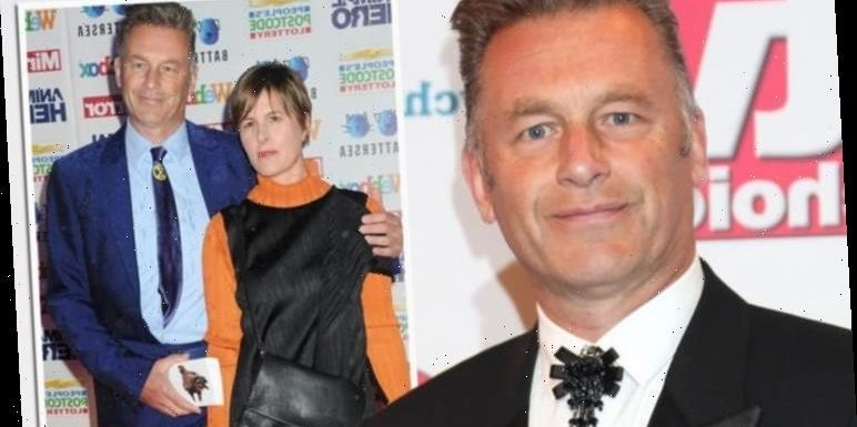 Chris Packham knew partner was The One on day they met – but she was in a relationship