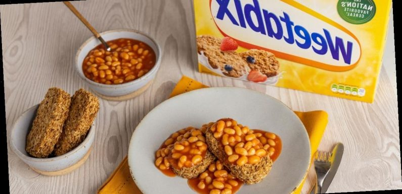 Weetabix serves cereal with baked beans and disgusted Brits want to call police