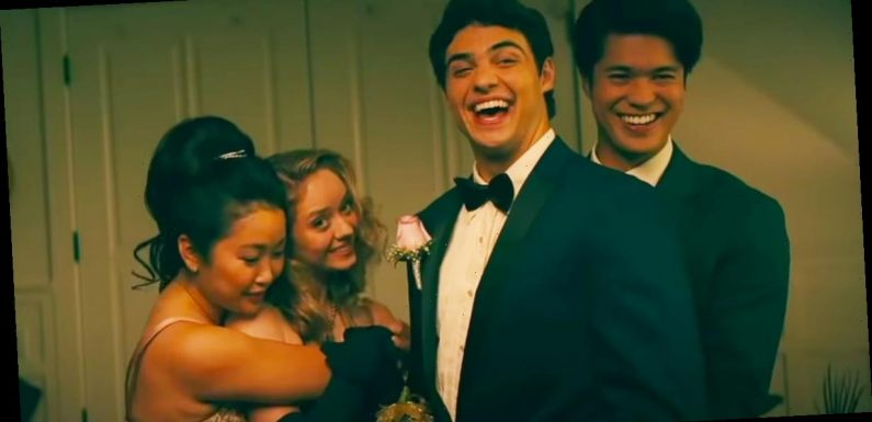 The To All the Boys: Always and Forever Blooper Reel Is Just 2 Minutes of Pure Adorableness