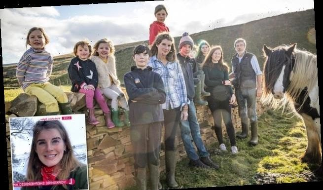 Yorkshire Shepherdess reveals her 'domestic standards have slipped'