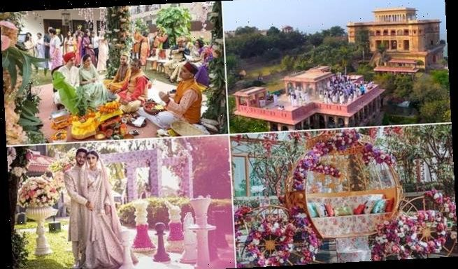 Behind the scenes of the multi-billion-dollar Indian wedding industry