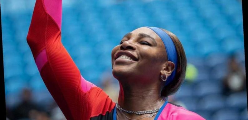 Serena Williams' Flo-Jo-Inspired Outfit At Australian Open Is Fierce As Hell