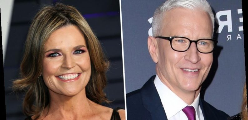 'Jeopardy!': Anderson Cooper, Savannah Guthrie Among Lineup Of New Guest Hosts