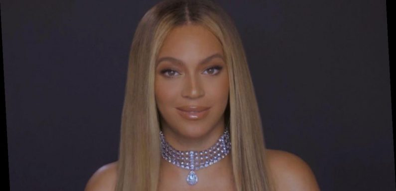 Beyoncé's Perfect Romantic Evening Includes Ambient Lighting, A Home Cooked Meal, and Vintage Movies
