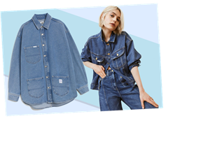 Lee x H&M sustainable denim collection launches online and in stores