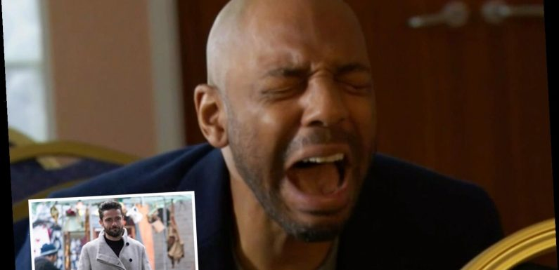 EastEnders horror as Lucas Johnson goes to murder drug dealer Caleb to save Chelsea and Denise