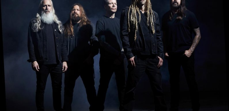 Hear Lamb of God's Crushing 'Ghost Shaped People' Off Upcoming Deluxe Edition
