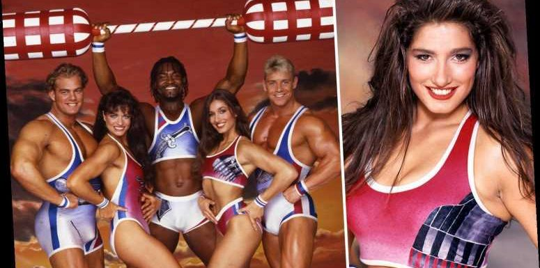 Gladiators Jet star Diane Youdale reveals original line-up are in talks for 30th anniversary show with ITV producer