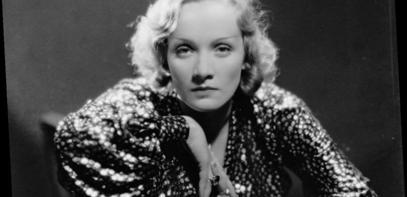 What Was Marlene Dietrich's Net Worth at the Time of Her Death?