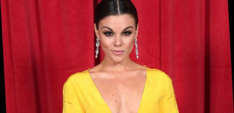 Who is Dancing On Ice star Faye Brookes and when did she leave Coronation Street as Kate Connor? – The Sun